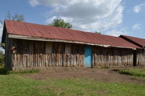 Buitenkant School Birisha